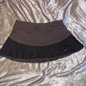 𝙲𝚄𝚃𝙴 🤎 NIKE brown tennis skirt